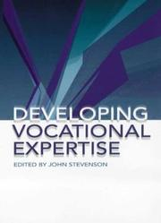 Cover of: Developing Vocational Expertise by John Stevenson