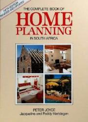Cover of: Complete Book of Home Planning in South Africa