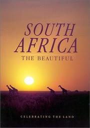 Cover of: South Africa the Beautiful