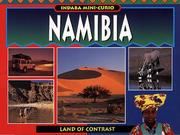 Cover of: Mini Curio: Namibia (Curio Series)