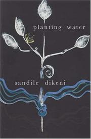 Cover of: Planting Water