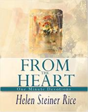 Cover of: From the Heart (One-Minute Devotions)