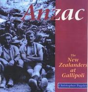 Anzac by Christopher Pugsley