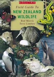 Cover of: Collins Field Guide to New Zealand Wildlife