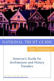 Cover of: National Trust Guide / San Francisco | Peter Booth Wiley