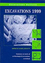 Cover of: Excavations