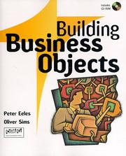 Building Business Objects [With Contains Templates, Lite Business Object, Java...]