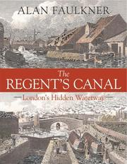 Cover of: The Regent's Canal