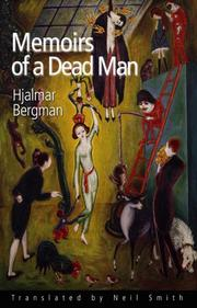 Cover of: Memoirs of a Dead Man