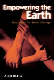 Cover of: Empowering the Earth