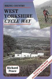 Cover of: West Yorkshire Cycle Way (Biking Country)