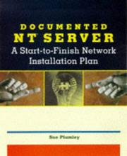 Cover of: Documented NT server