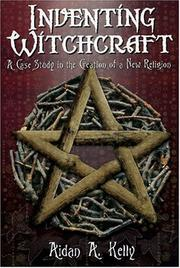 Cover of: INVENTING WITCHCRAFT