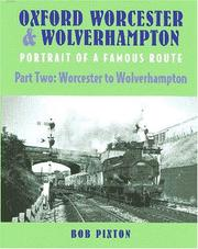 Cover of: Oxford, Worcester and Wolverhampton