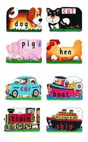 Vehicle Jiglets (Jolly Phonics: Jiglets)