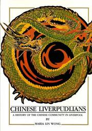 Cover of: Chinese Liverpudlians