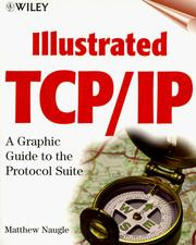 Cover of: Illustrated TCP/IP | Matthew G. Naugle