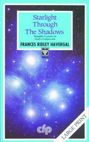 Cover of: Starlight Through The Shadows