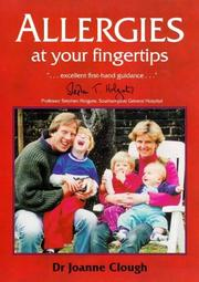Cover of: Allergies at Your Fingertips (At Your Fingertips) (At Your Fingertips)