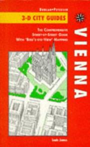 Cover of: 3-D City Guide Vienna (3-D City Guides)
