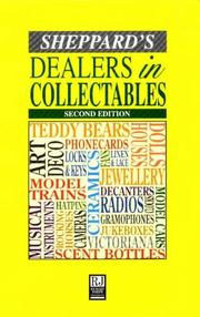 Cover of: Sheppard's Dealers in Collectables
