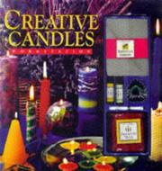 Cover of: Creative Candles
