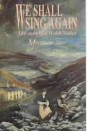 Cover of: We Shall Sing Again