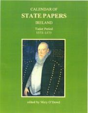 Cover of: Calendar of State Papers (Public Record Office Readers' Guide)