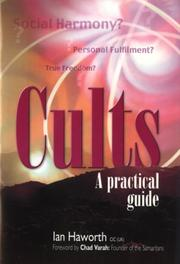 Cover of: Cults