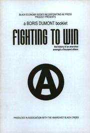 Cover of: Fighting to Win | Boris Dumont
