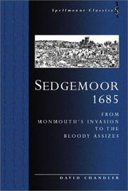 SEDGEMOOR 1685 by David Chandler