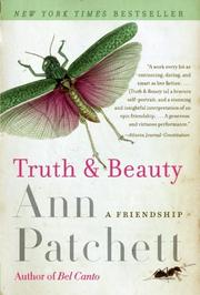 Cover of: Truth & Beauty by Ann Patchett