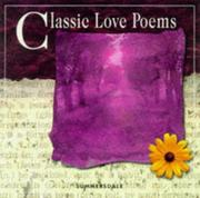 Cover of: Classic Love Poems