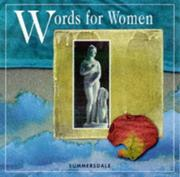 Cover of: Words for Women