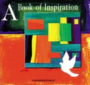 Cover of: A Book of Inspiration