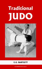 Cover of: Traditional Judo