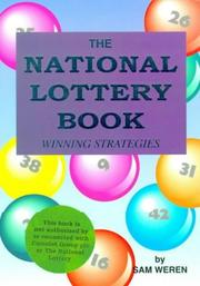 Cover of: The National Lottery Book (Selfhelp)
