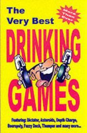 Cover of: Very Best Drinking Games