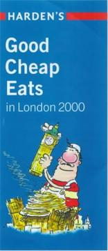 Good Cheap Eats in London 2000