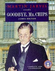 Cover of: Goodbye, Mr. Chips by James Hilton