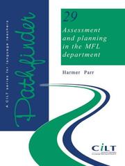 Cover of: Assessment and Planning in the MFL Department