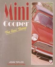 Cover of: Mini Cooper