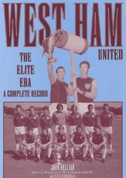 Cover of: West Ham United (Desert Island Football Histories)