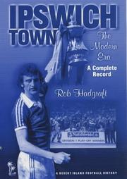 Cover of: Ipswich Town (Desert Island Football Histories)