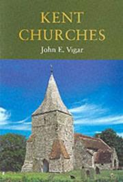 Cover of: Kent Churches