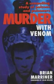 Cover of: Murder with Venom (True Crime Library)