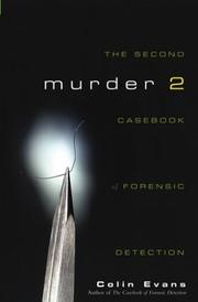 Cover of: Murder two | Evans, Colin