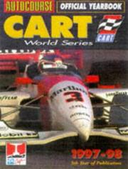 Cover of: Autocourse Cart World Series 1997-98 (Autocourse Cart Official Champ Car Yearbook)