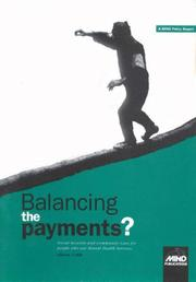 Cover of: Balancing the Payments