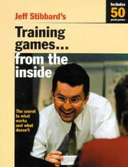 Cover of: Jeff Stibbard's Training Games... from the Inside